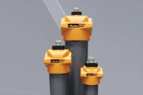 Parker domnick hunter OIL-X, nová rada filtrov stlačeného vzduchu