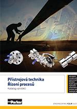 Prístrojová technika riadenie procesov