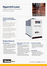 Hyperchill Laser – priemyselné chladiče vody pre presné chladenie