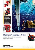 Odvádzače kondenzátu Ecodrain