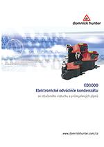 Elekronické odvádzače kondenzátu ED3000