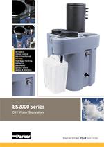 Separátory olej-voda ES2000