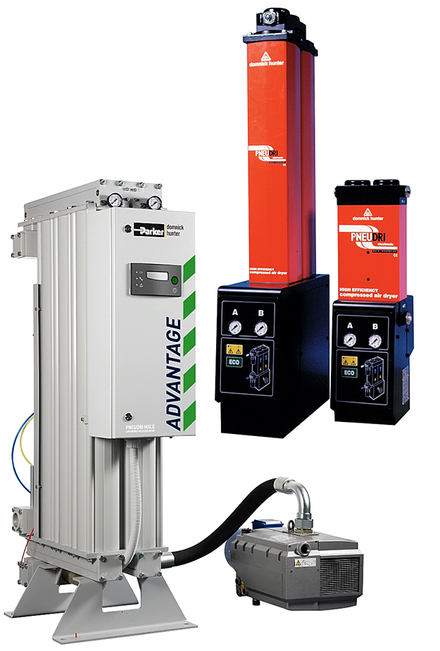 Compressed air treatment - AWAS